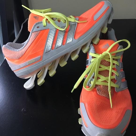 86% le adidas performance di donne springblade w scarpa da corsa